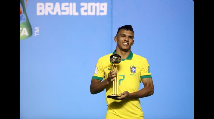Mexico v Brazil - Final - FIFA U-17 World Cup Brazil 2019