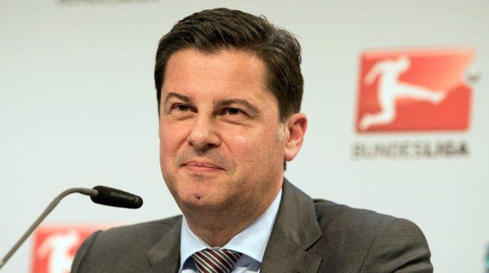 Seifert, diretor-executivo da Bundesliga, define estratégia para retomada do Campeonato Alemão