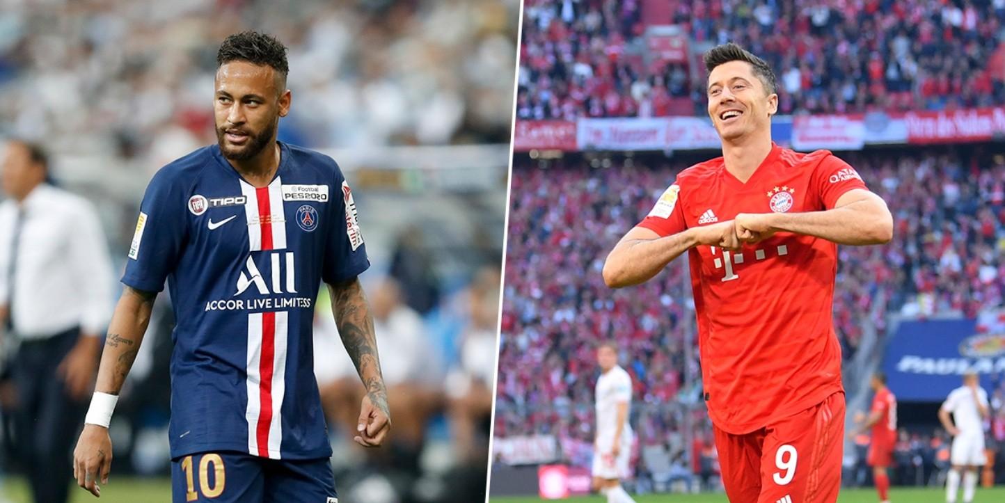 Final Champions League 2019 2020 PSG X Bayern De Munique
