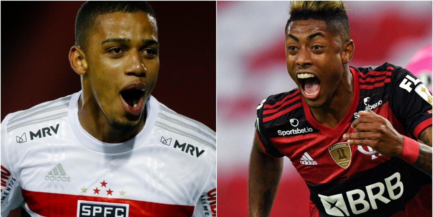 AO VIVO   São Paulo x Flamengo: acompanhe essa partida ...