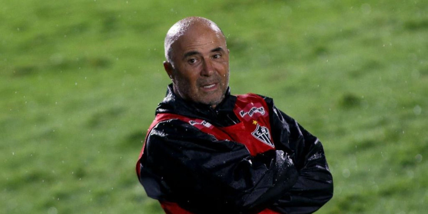 Atleta agrada Sampaoli. Getty Images
