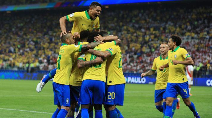 Copa América 2021 acontecerá no Brasil