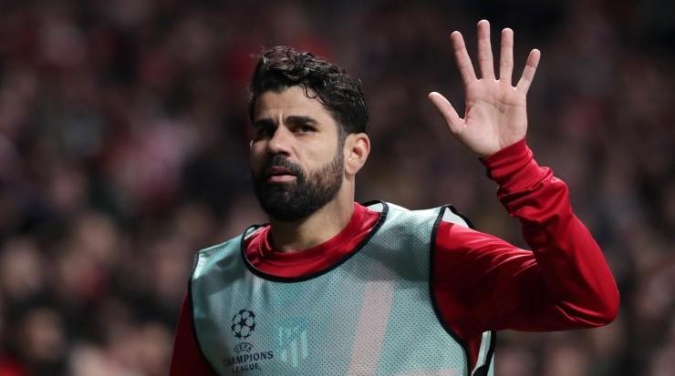 Diego ainda não fechou com nenhum clube - Foto: Getty Images.