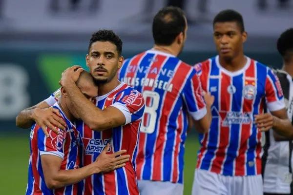 Bahia vai forte para a disputa do título. (Foto: Getty Images)