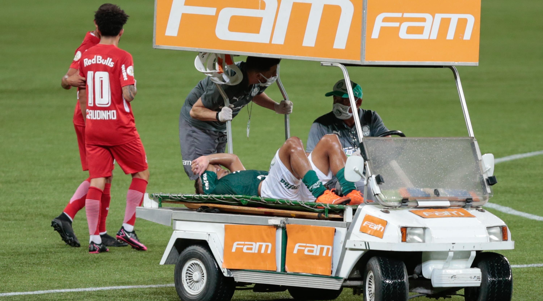 Problemas físicos impedem boa sequência no time - Foto: Marcello Zambrana/AGIF.