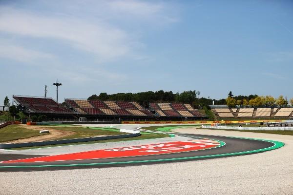 GP da Espanha - Circuito de Catalunha. (Foto: Getty Images)