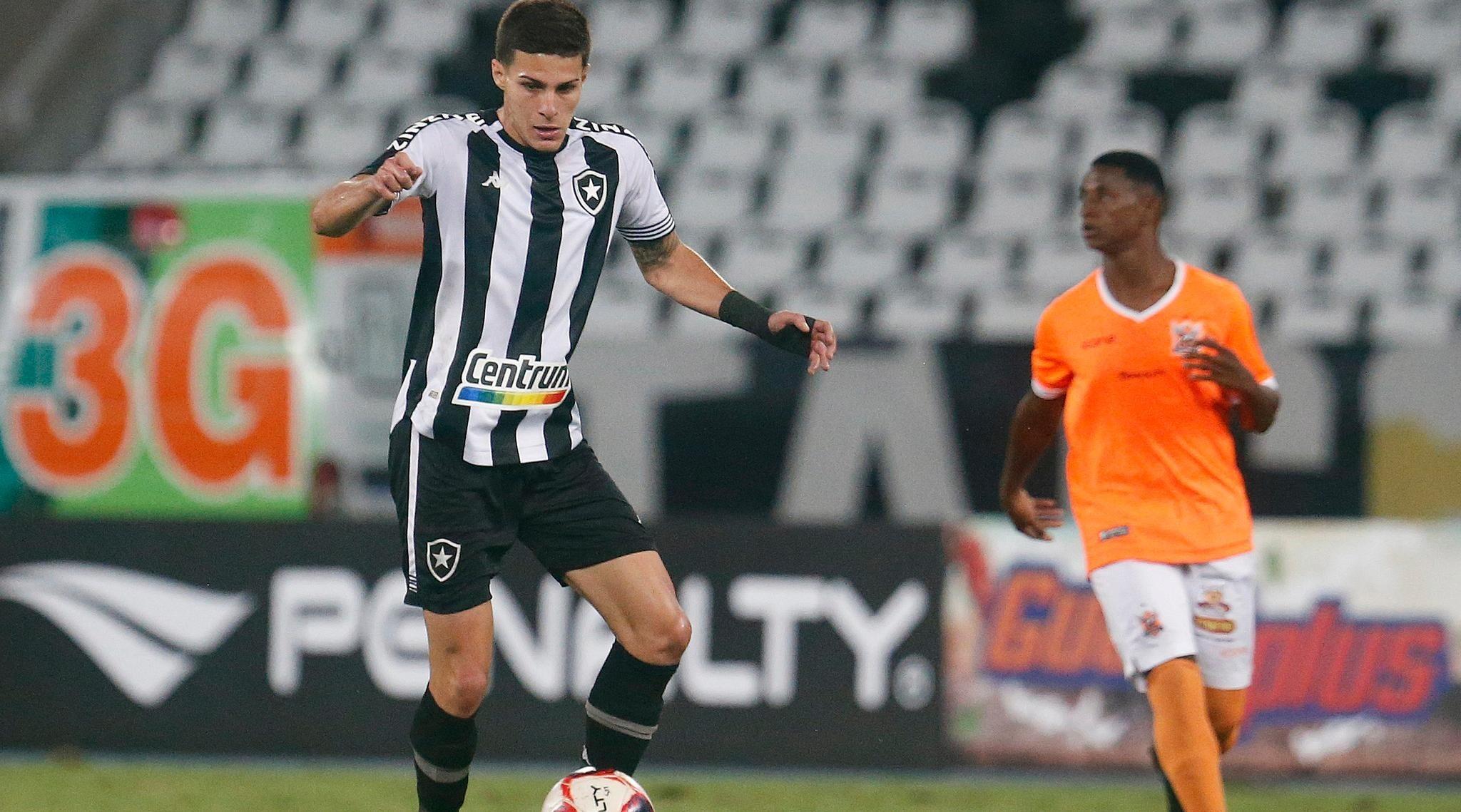 Foto: Vitor Silva/Botafogo/Divulgação