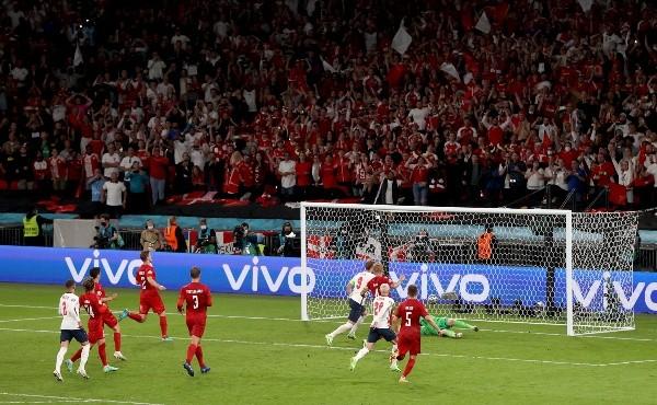 Inglaterra se enfrentará a Italia en la final de la Copa de Europa.  (Foto: Getty Images)