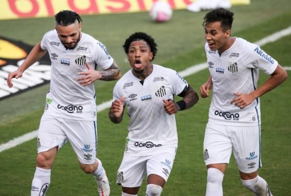 RB Bragantino x Santos