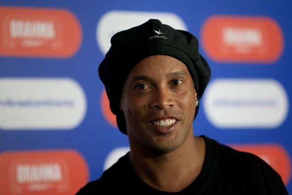 Ronaldinho Gaucho.  (Foto: Getty Images)